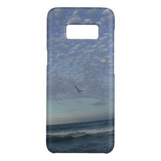 Coque Case-Mate Samsung Galaxy S8 Nuages de plage