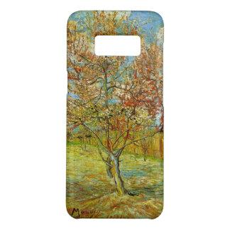 Coque Case-Mate Samsung Galaxy S8 Pêcher rose de Van Gogh dans la fleur, beaux-arts