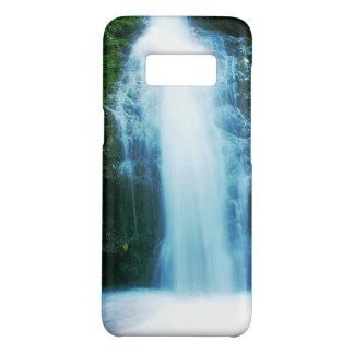 Coque Case-Mate Samsung Galaxy S8 Petite cascade tropicale de forêt tropicale