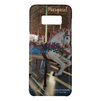 Coque Case-Mate Samsung Galaxy S8 Photo juste de cheval de carrousel de carnaval
