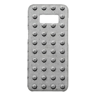 Coque Case-Mate Samsung Galaxy S8 Plat de route en métal