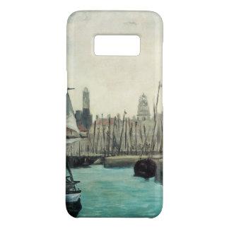 Coque Case-Mate Samsung Galaxy S8 Port à Calais par Manet, art vintage