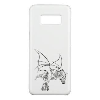 Coque Case-Mate Samsung Galaxy S8 Raptor à ailes/tribal