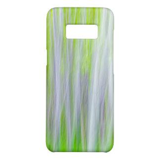 Coque Case-Mate Samsung Galaxy S8 Résumé de la traînée de rivière des arbres |
