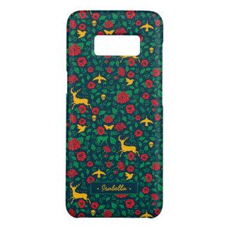 Coque Case-Mate Samsung Galaxy S8 Symboles de la vie de Frida Kahlo |