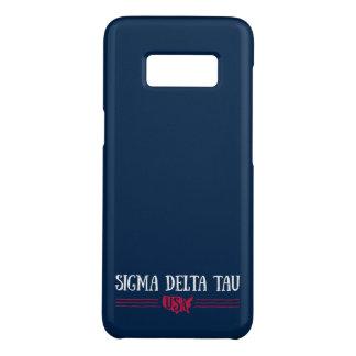 Coque Case-Mate Samsung Galaxy S8 Tau | Etats-Unis de delta de sigma