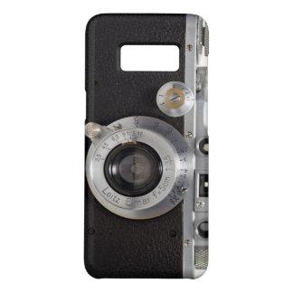 Coque Case-Mate Samsung Galaxy S8 Télémètre VINTAGE d'Allemand de l'APPAREIL-PHOTO