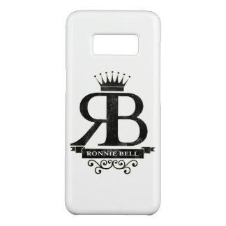 Coque Case-Mate Samsung Galaxy S8 Téléphone de logo de RnB/iPad/caisse noirs d'iPod