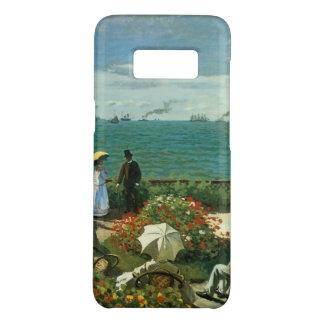 Coque Case-Mate Samsung Galaxy S8 Terrasse au bord de la mer par Claude Monet