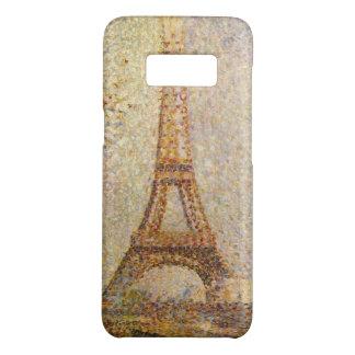 Coque Case-Mate Samsung Galaxy S8 Tour Eiffel par Georges Seurat, beaux-arts
