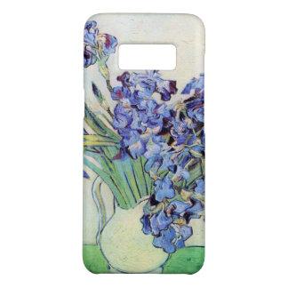 Coque Case-Mate Samsung Galaxy S8 Vase à Van Gogh avec des iris, beaux-arts floraux