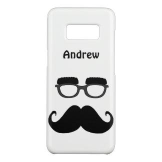 Coque Case-Mate Samsung Galaxy S8 Verres avec la moustache
