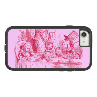 Coque Case-Mate Tough Extreme iPhone 7 Alice vintage au pays des merveilles