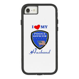 Coque Case-Mate Tough Extreme iPhone 7 Amour de mari de police