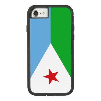 Coque Case-Mate Tough Extreme iPhone 7 Drapeau de Djibouti