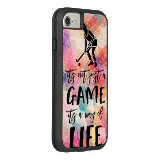 Coque Case-Mate Tough Extreme iPhone 7 Hockey de champ ses pas simplement sports d'une