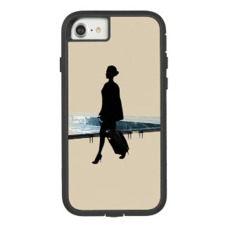 Coque Case-Mate Tough Extreme iPhone 7 hotesse de l air