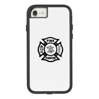 Coque Case-Mate Tough Extreme iPhone 7 Logo de sapeur-pompier