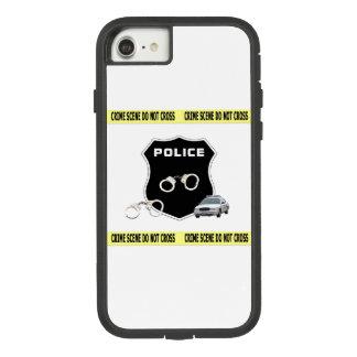 Coque Case-Mate Tough Extreme iPhone 7 Scène du crime de police