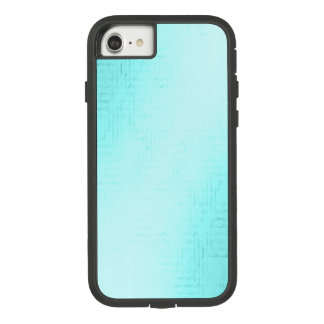 Coque Case-Mate Tough Extreme iPhone 7 Téléphone/coque iphone (cyan) de ™ de cascade