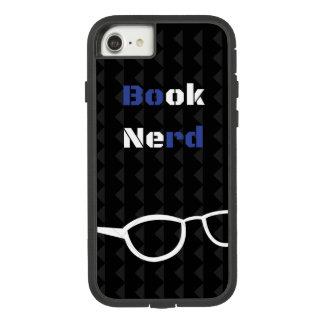 Coque Case-Mate Tough Extreme iPhone 8/7 Bleu nerd et blanc de noir de cas de téléphone de
