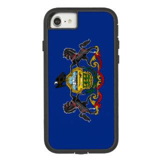 Coque Case-Mate Tough Extreme iPhone 8/7 Drapeau de la Pennsylvanie
