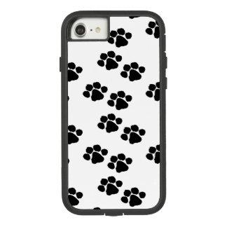 Coque Case-Mate Tough Extreme iPhone 8/7 Empreintes de pattes pour des propriétaires