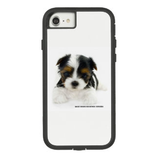 Coque Case-Mate Tough Extreme iPhone 8/7 iPhone 8/7 cas - chiot de Biewer Terrier