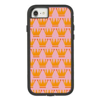 Coque Case-Mate Tough Extreme iPhone 8/7 iPhone/coque ipad de rose d'or de la Reine de cas