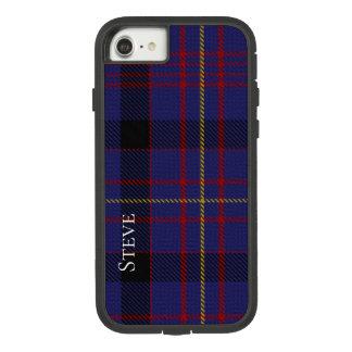 Coque Case-Mate Tough Extreme iPhone 8/7 iPhone de plaid de tartan de Dundonald 7/8 cas