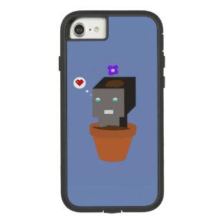 Coque Case-Mate Tough Extreme iPhone 8/7 iPhone de robot de pot de fleur 7/8 cas