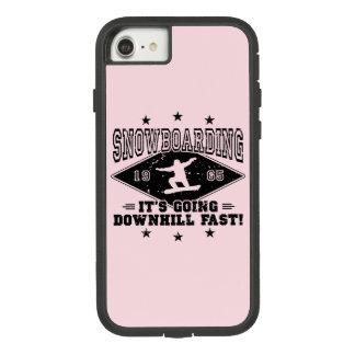 Coque Case-Mate Tough Extreme iPhone 8/7 JEÛNEZ EN DESCENDANT ! (noir)