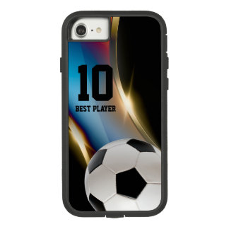 Coque Case-Mate Tough Extreme iPhone 8/7 Joueur de football du football | le meilleur non