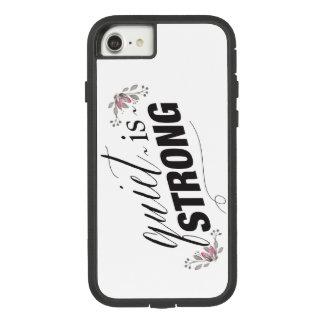 Coque Case-Mate Tough Extreme iPhone 8/7 La tranquillité EST cas féminin fort de téléphone