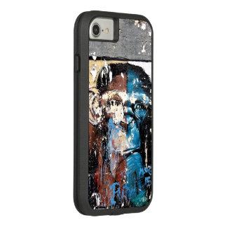 Coque Case-Mate Tough Extreme iPhone 8/7 Monkey le rétro iPhone 8/7 d'Apple, à peine là