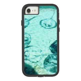Coque Case-Mate Tough Extreme iPhone 8/7 Rayons de Sting dans Xcaret, Mexique