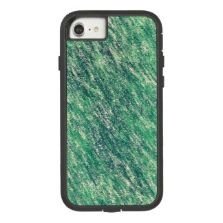 Coque Case-Mate Tough Extreme iPhone 8/7 Vagues de vert