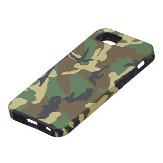 Coque-Compagnon Tough™ de l'iPhone 5 de camouflage Coques iPhone 5
