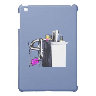 Coque Coups de bar 2 femme iPad mini case