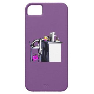 Coque Coups de bar femme 2 iPhone violet Coques iPhone 5 Case-Mate