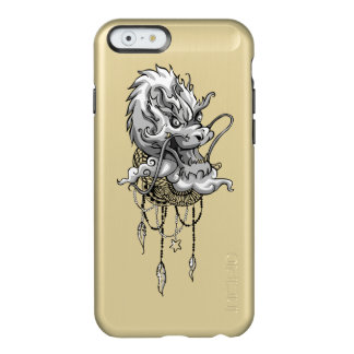 coque dragon iphone 6 gold