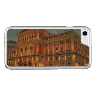 Coque En Bois iPhone 7 Grand hall de saucisse Musikverein, Vienne,