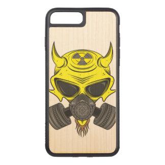 Coque En Bois iPhone 7 Plus Galopin de retombées radioactives