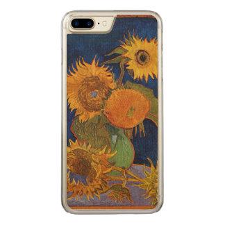 Coque En Bois iPhone 7 Plus Vincent van Gogh six beaux-arts de GalleryHD de