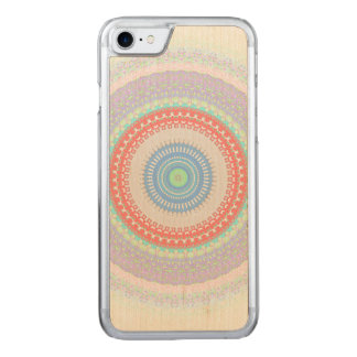 Coque En Bois iPhone 7 Remous de Kawaii