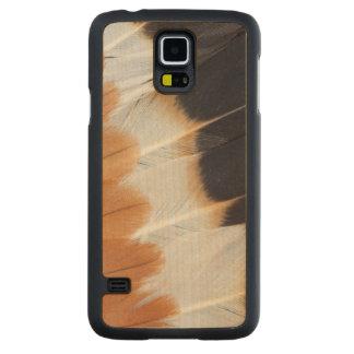 Coque En Érable Galaxy S5 Case Abrégé sur du nord plume de vanneau