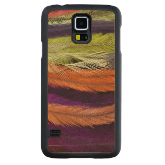Coque En Érable Galaxy S5 Case Abrégé sur plume de nandou