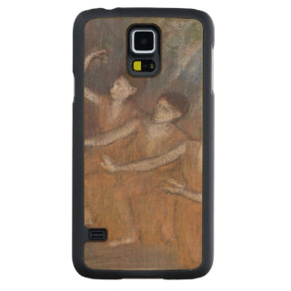 Coque En Érable Galaxy S5 Case Danseuses d'Edgar Degas   Trois