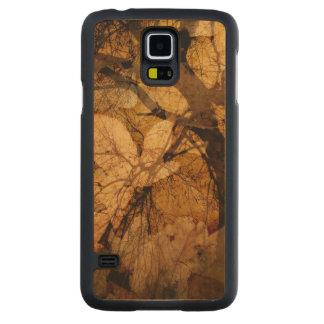 Coque En Érable Galaxy S5 Case D'or et Brown quitte l'île de | Merritt, FL