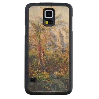 Coque En Érable Galaxy S5 Case Jardin de Claude Monet | dans Bordighera